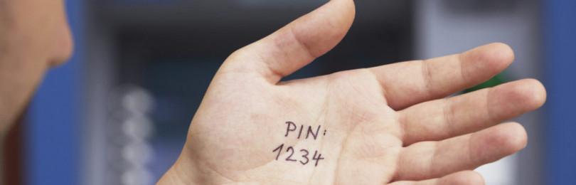Что делать, если забыл ПИН-код от карты Газпромбанка